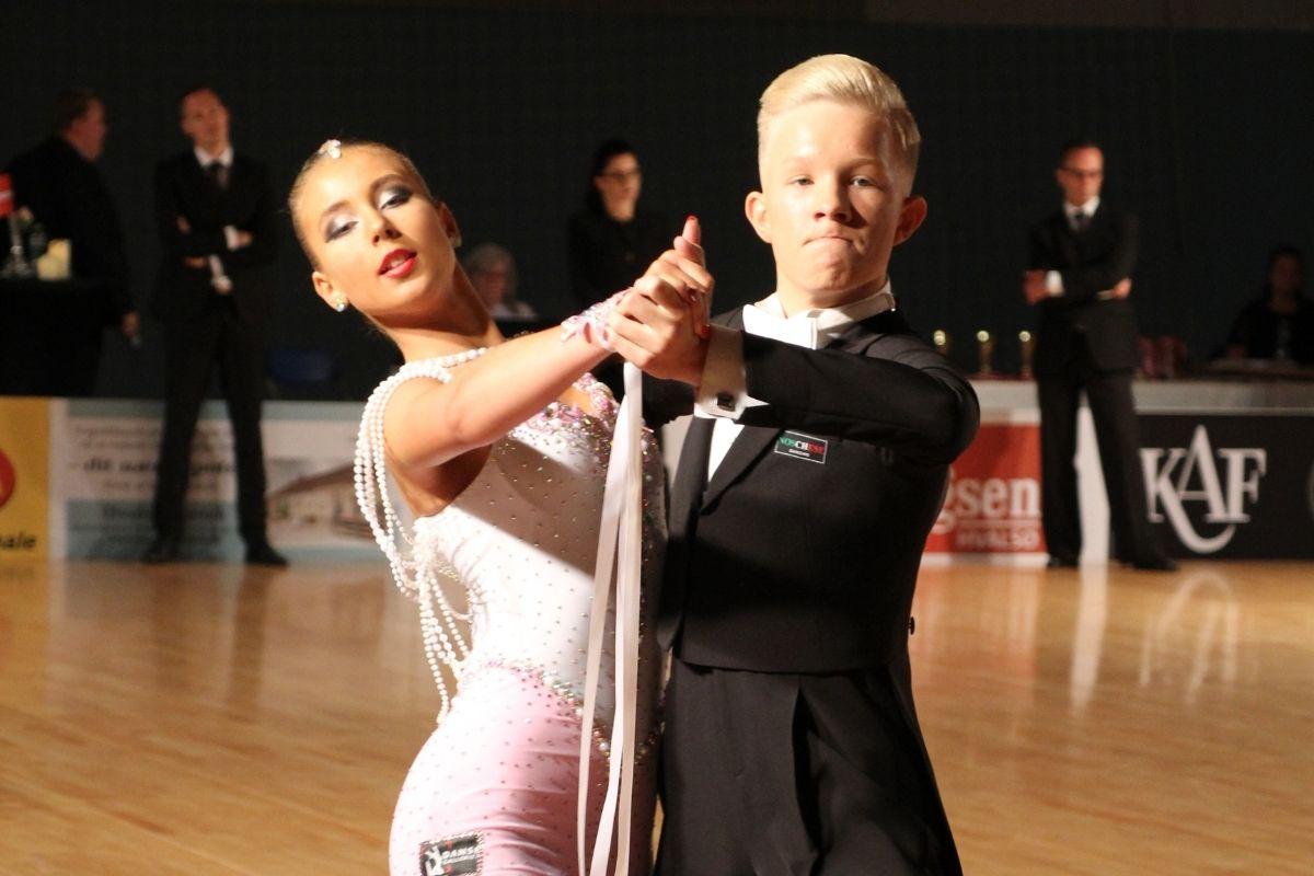 Sponsored by Thy - Kristian og Victoria danser latin